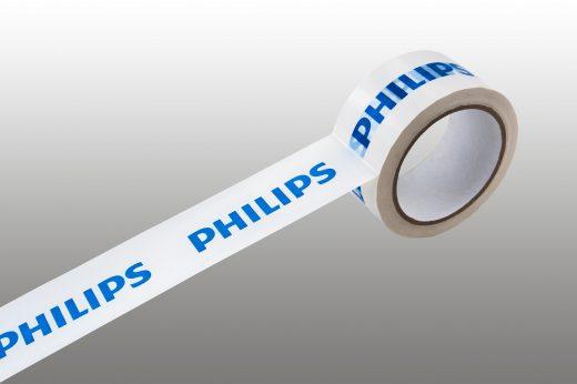 PVC tape bedrukken