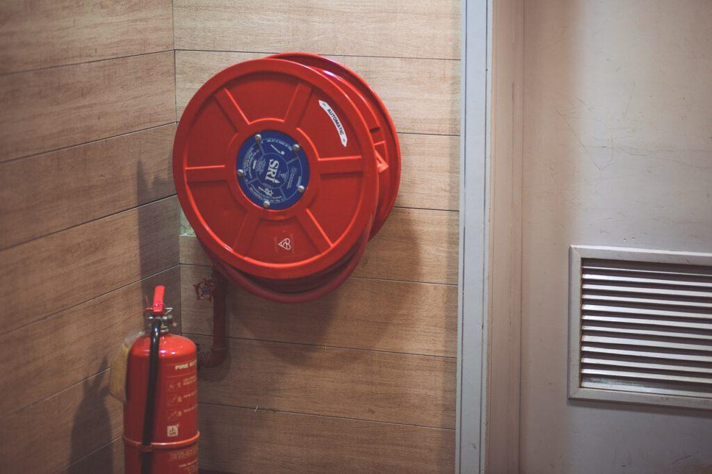 branddetectie bedrijf